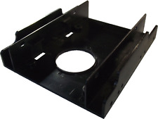 """DYNAMODE HDD SSD Conversion Cradle For 3.5 to 2.5"""" Inch Drive Bays SSD RAIL"""