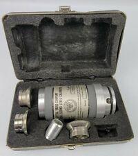 Rare Vtg General Radio Co Permissible Sound Level Calibrator Bureau Of Mines