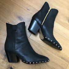 Tony Bianco 7.5 Black Boots