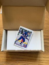 1990-91 Upper Deck Hockey Low Number Complete Set Jagr Modano RC 1-400 + Holos