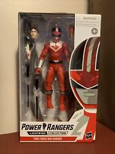 Power Rangers Lightning Collection Time Force Red Ranger 6 inch Action Figure