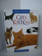 Complete Handbook Cats & Kitten, Lydia Darbyshire, Hardback, More than 180 Breed