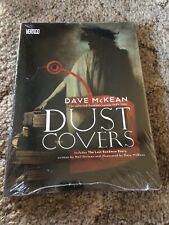 Dust Covers Dave McKean 1st Vertigo/Dc Comics Hc collects Sandman covers 1989-97