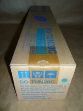 Panasonic DQ-TUN20C Cyan Toner Cartridge GENUINE