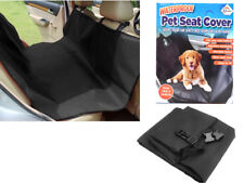 Universal Rear Car Seat Protector/Boot Liner -Water Resistant Dog/Pet Seat Cover