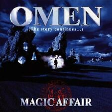 Magic Affair Omen (the story continues..; 1994) [CD]