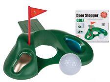 Golf Hole Door Stopper - Game Wedge Door Stop Christmas Gift Office
