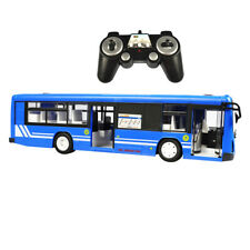 1/12 Remote Control City Bus Pretend Toy Party Favor Creative for Kids, Boys