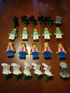 Lego footballers with bases