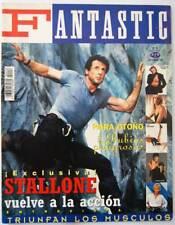 Fantastic Magazine Nº 18. Silvester Stallone