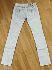 Miss Me WHITE 29 BLING jeans