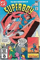 The New Adventures of Superboy Comic Book #20 DC Comics 1981 VERY FINE