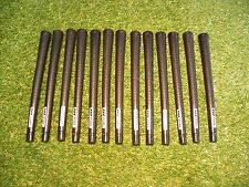 13 x PURE Pro MIDSIZE Black Golf Grips **NEW MODEL**