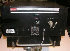 HONEYWELL MULTI-CHANNEL  SATCOM SYSTEM HIGH POWER AMPLIFIER  AS REMOVED