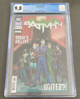 DC Comics Batman #89 Joker Harley Quinn Punchline Main Cover CGC 9.8 1st Print