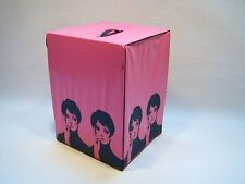 Vintage 1960's Carousel Pink Twiggy Collectible Wig Case