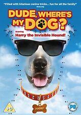 Dude Where's my Dog      DVD  (Brand New)  Kids Film