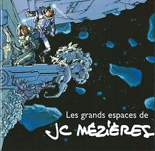 EO CATALOGUE 500 EXEMPLAIRES + VALÉRIAN : LES GRANDS ESPACES DE J.C MÉZIÈRES
