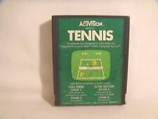 Tennis - Atari 2600 - game only!