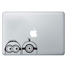 Minions mac stickers apple macbook laptop decal art graphic vinyl funny mural