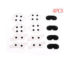 4 Set Replacement Silicone Conductive Button Pads For Nintendo NES Controller CN