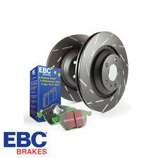 EBC Brakes Performance Front Brake Disc & Pad Kit - PD06KF007