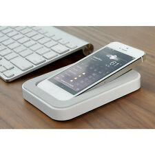 BlueLounge Dock Mount Saidoka Lightning Remov Tray for iPhone 5 5s White Sk-wh-l