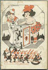 MOMUS_LE NOVELLE UMORISTICHE_Ed. Nerbini, 1930?_ill. G. TOPPI_INTONSO_RARO* !!