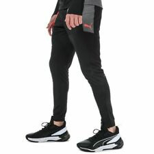 Men's Puma ftblNXT Pro Slim Fit Zipped Pockets Track Pants in Black
