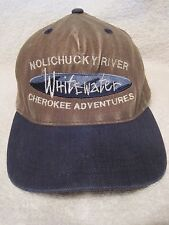 Nolichucky River Whitewater Cherokee Adventures Truckers Hat/Cap by Ski Country