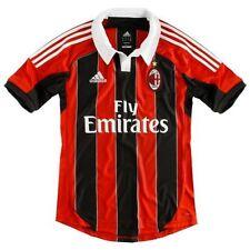 Maglie da calcio di squadre italiane nera a manica corta