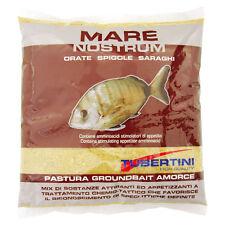PATURA SEA NOSTRUM BREAM BASS BREAM 1 KG TUBERTINI WITH AMINO ACIDS FISHING