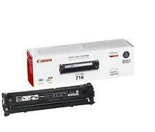 Canon Noir crg716bk 716 Sensys lbp5050n MF8030CN 716BK