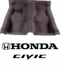 Honda Civic 4 DOOR Carpet Kit 01 02 03 04 05 06 07 08 09