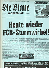 BL 82/83  FC Bayern München - 1. FC Köln (Blaue)