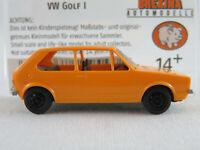 Brekina 25540 VW Golf I (1974-1983) in chromgelb 1:87/H0 NEU/OVP
