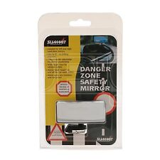 Summit Dangerzone Safety Mirror - Towing / Reversing for Cars & Vans - Clip On