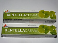Centella Herbal Cream Heals Wounds Burns Reduces Scaring Psoriasis 2 x 20g Tubes