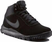 🔥Authentic Nike Hoodland Suede Walking Boots ® ( Men Size UK 6 8 11.5 ) Black
