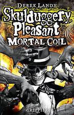 Skulduggery Pleasant: Mortal Coil by Derek Landy (Hardback, 2010)