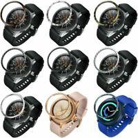 Fashion Watch Bezel Ring Metal For Samsung Galaxy Watch 46MM & Samsung Gear S3