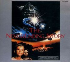 Giorgio Moroder & Klaus Doldinger ‎CD The Never Ending Story: Original Motion