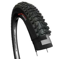Fincci 26 x 1.95 Inch 53-559 Tyre for MTB Mountain Hybrid Bike Bicycle