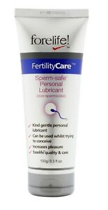 Forelife Sperm-safe Personal Lubricant 100g