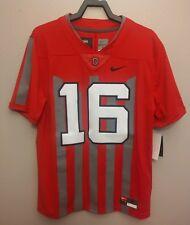 b1d5eb1c2b3 Nike Ohio State Buckeyes #16 Legend Limited Plus Football Jersey Size  Medium M
