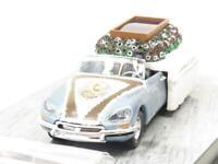 Rio Models 4229/D Citroen DS Special Funeral San Pio Blue 1 43 Scale Boxed