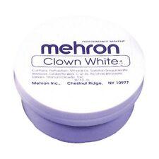 Maquillaje En Crema Color Blanco Para Pintura Facial Y Corporal - Uso Disfraces