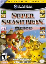 Super Smash Bros Melee Memory Card Game File For GameCube/Wii