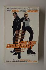 THE LONG KISS GOODNIGHT NOVEL by RANDALL BOYLL (PB)