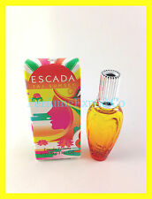 ESCADA TAJ SUNSET (4ml) EDT SPLASH MINI Perfume Fragrance Women NIB (C62 BH01